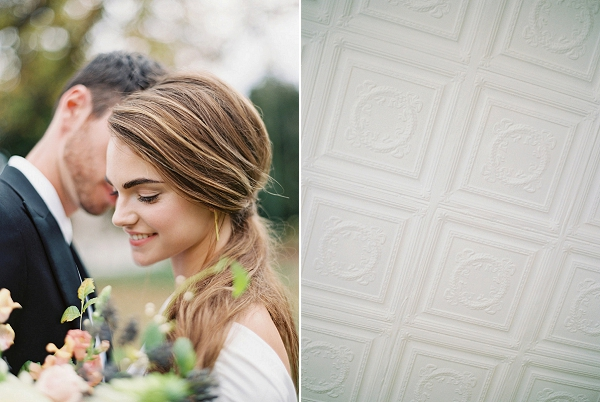 Sweet Moments for the Bride and Groom | Minimalist Modern Wedding Ideas From Gianny Campos