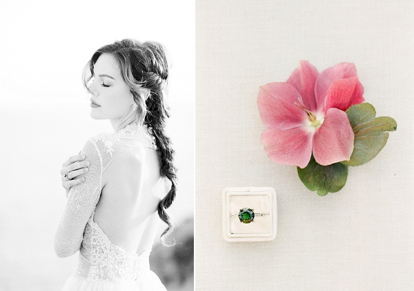 Wedding Ring | Cliffside Hawaii Wedding Inspiration By Koman Photography