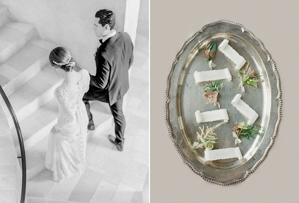 Boutonnieres   European Inspired Wedding Ideas With Old World Elegance by Jeanni Dunagan Photography