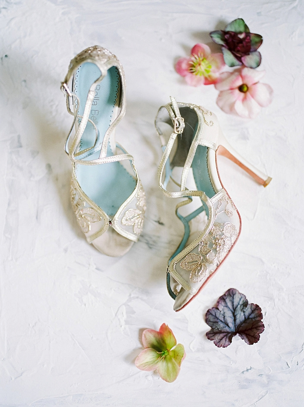 Vintage Inspired Bridal Shoes | Jenzel Velo Photography from the Sylvie Gil Workshop in France