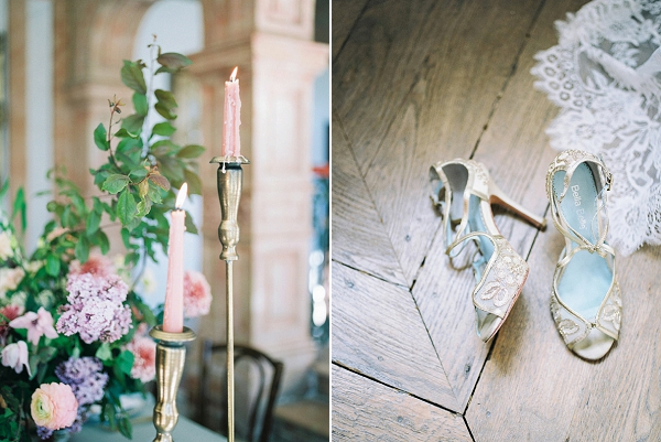 Wedding Shoes | Jenzel Velo Photography from the Sylvie Gil Workshop in France