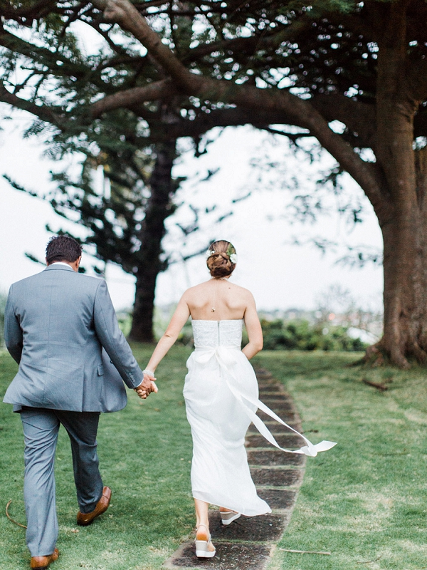 Bride and Groom Photography | Colourful Backyard Barbados Wedding by Corynn Fowler Photography
