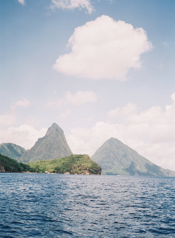 A Dream Wedding In St. Lucia | Heather Payne Photography