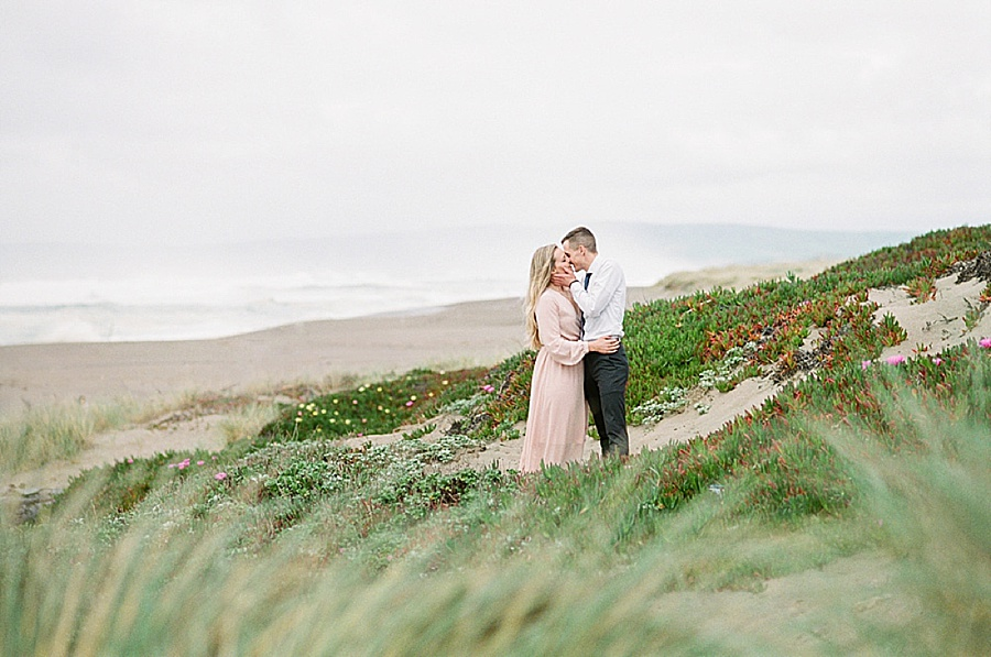 Casey & Ben's Engagement Session at Point Reyes