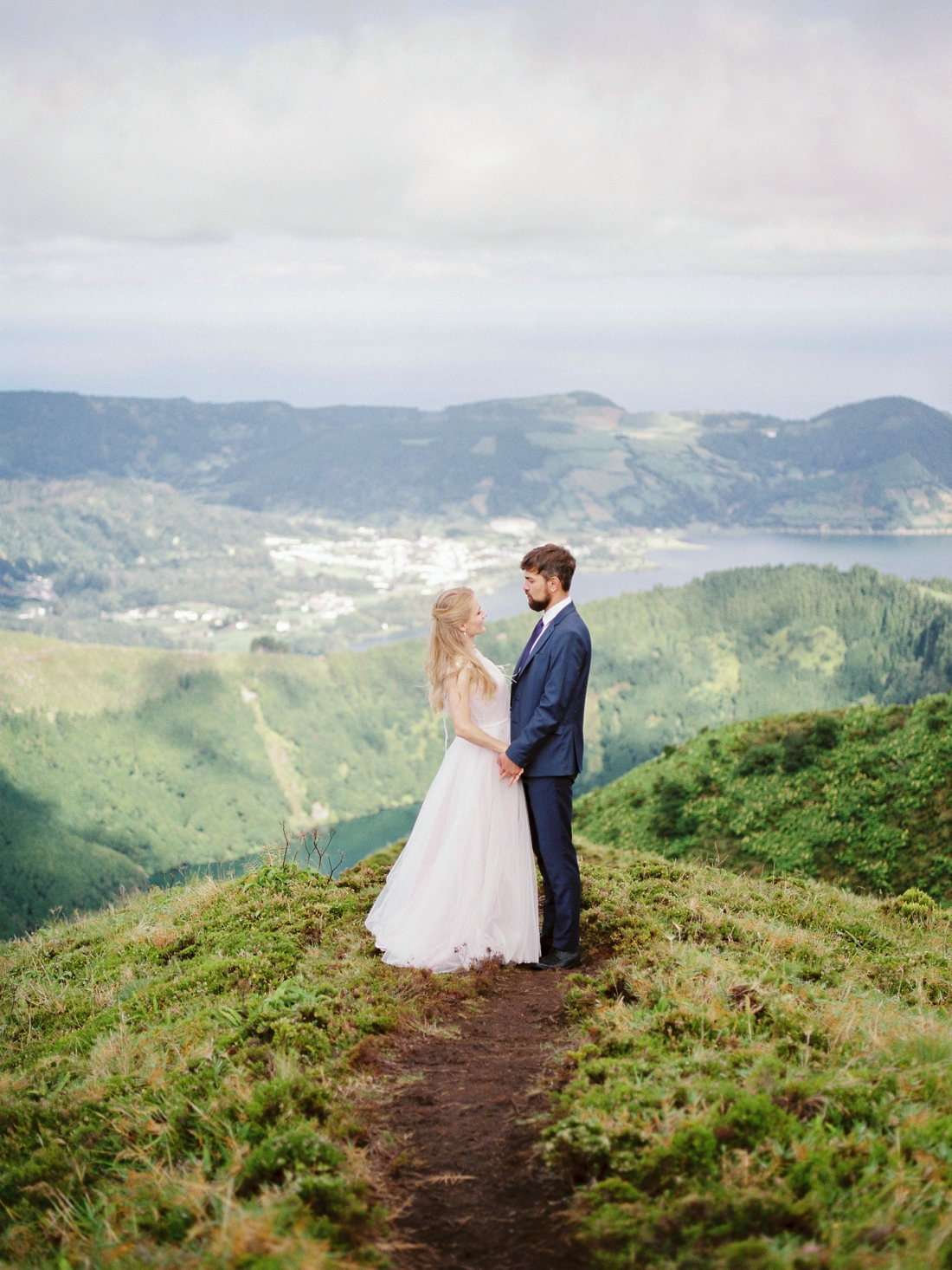 Honeymoon Session in the Azores